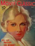 Ann Harding on the cover of Movie Classic (United States) - May 1933