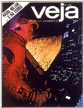 Neil Armstrong on the cover of Veja (Brazil) - December 1968