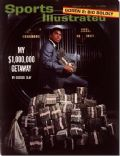 Muhammad Ali on the cover of Sports Illustrated (United States) - February 1964