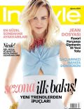 Nicole Kidman on the cover of Instyle (Turkey) - August 2014