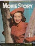 Jeanne Crain on the cover of Movie Story (United States) - December 1948