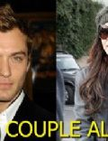 Lindsay Lohan and Jude Law