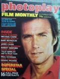 Clint Eastwood on the cover of Photoplay (United Kingdom) - September 1975