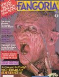 Robert Englund on the cover of Fangoria (United States) - January 1986