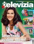 Eurotelevízia Magazine [Slovakia] (20 August 2011)