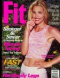 Leslie Bibb on the cover of Fit (United States) - October 2000