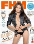Valerie Bangs Garcia on the cover of Fhm (Philippines) - October 2013