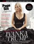 Ivanka Trump on the cover of Page Six (United States) - August 2008