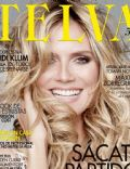 Heidi Klum on the cover of Telva (Spain) - April 2013