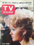 Connie Stevens on the cover of TV Guide (United States) - May 1965