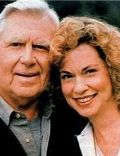 Andy Griffith and Cindi Knight