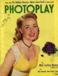 Jane Powell on the cover of Photoplay (United States) - April 1952