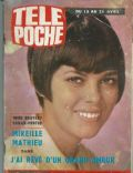 Tele Poche Magazine [France] (12 April 1967)