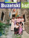 Buzetski List Magazine [Croatia] (November 2010)