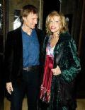 Carly Simon and Richard Koehler