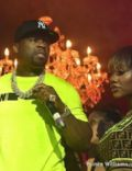 50 Cent and Nikki Nicole (Stylist)