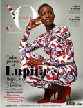 Lupita Nyong'o on the cover of Yo Dona (Spain) - March 2014