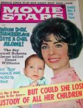 Elizabeth Taylor on the cover of Movie Stars (United States) - June 1962