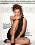 Keri Russell on the cover of American Way (United States) - October 2007