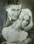 Sherri Spillane and Mickey Spillane