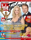 Artur Zmijewski, Grazyna Torbicka on the cover of Tele Tydzie (Poland) - February 2011