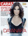 Dayanara Torres on the cover of Caras (Puerto Rico) - November 2010