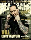 Headbang Magazine [Turkey] (September 2008)