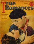 Greta Garbo, Greta Garbo and Ricardo Cortez, Ricardo Cortez on the cover of True Romances (United States) - June 1926