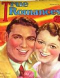 Janet Gaynor on the cover of True Romances (United States) - January 1932
