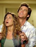 Jennifer Aniston and Jim Carrey