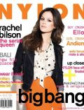 Rachel Bilson on the cover of Nylon (Indonesia) - December 2011