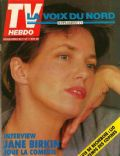 TV hebdo Magazine [France] (4 November 1988)