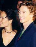 Rebecca Riggs and Simon Baker