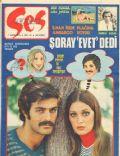 Ses Magazine [Turkey] (1 November 1975)