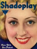 Joan Blondell on the cover of Shadoplay Magazine (United States) - April 1933