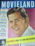 Pat Boone on the cover of Movieland (United States) - September 1957