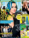 Katy Perry on the cover of Grazia (United Kingdom) - July 2012
