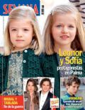 Semana Magazine [Spain] (18 April 2012)