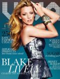 Blake Lively on the cover of Viva (United States) - February 2014