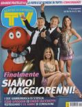 Costanza Caracciolo, Federica Nargi on the cover of TV Sorrisi E Canzoni (Italy) - October 2011