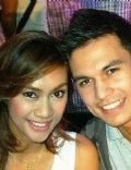 Tom Rodriguez and Princess Manzon