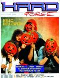Hard Force Magazine [France] (September 1988)