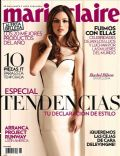 Rachel Bilson on the cover of Marie Claire (Mexico) - September 2013