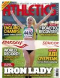 Athletics Weekly Magazine [United Kingdom] (1 March 2012)