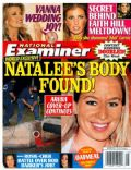 Cher, Faith Hill, Natalee Holloway, Rosie O'Donnell, Vanna White on the cover of National Examiner (United States) - November 2006