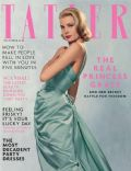 Grace Kelly on the cover of Tatler (United Kingdom) - December 2013