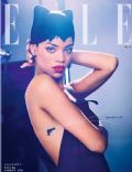Rihanna on the cover of Elle (Sweden) - June 2013