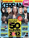 Kerrang Magazine [United Kingdom] (21 January 2012)