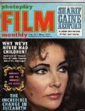 Elizabeth Taylor on the cover of Photoplay (United Kingdom) - May 1971