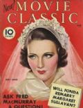 Ruby Keeler on the cover of Movie Classic (United States) - June 1936
